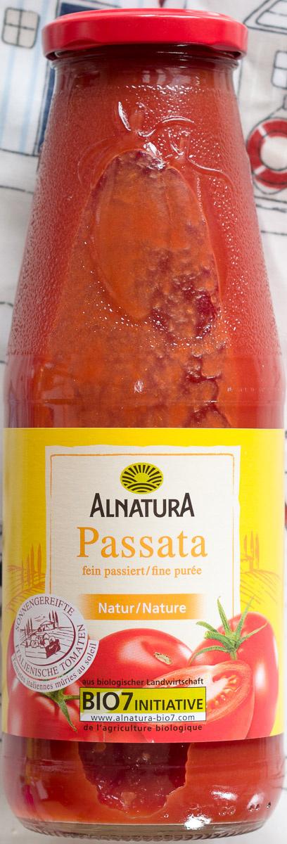 Passata Natur Passierte Tomaten - Produkt - de