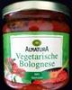 Vegetarische Bolognese mit Gemüse - Prodotto