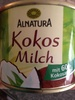 Kokos Milch - Product