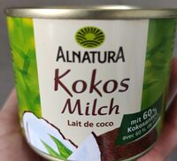 Lait de coco - Product - de