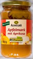 Apfelmark mit Aprikose - Produkt - de