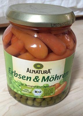 Erbsen & Mören - Produkt - fr