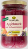 Apfelmark mit Johannisbeere - Produkt