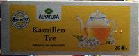 Kamillen Tee - Product
