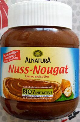 Nuss-Nougat - Produkt