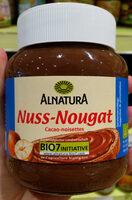 Nuss Nougat - Produkt - de