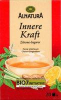 Innere Kraft Zitrone-Ingwer - Product - de