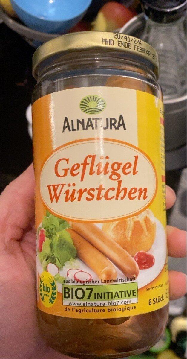 Puten wurstchen - Produkt - de