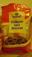 Alnatura Vollkorn Salz Brezeln - Prodotto - fr