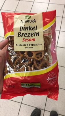 Bretzels à l'épeautre sésame - Product