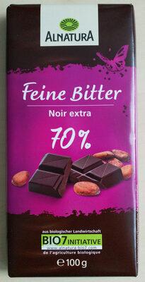 Bio Zartbitterschokolade - Prodotto
