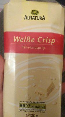 Schokolade, Weiße Crisp - Product