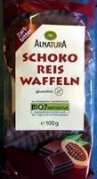 Schoko Reiswaffeln - Product - de