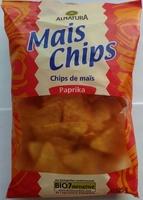 Mais-Chips Paprika - Produit - de