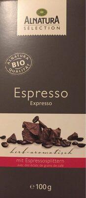 Sélection Espresso - Nutrition facts - fr