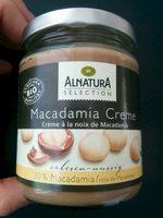 Macadamia Creme - Product