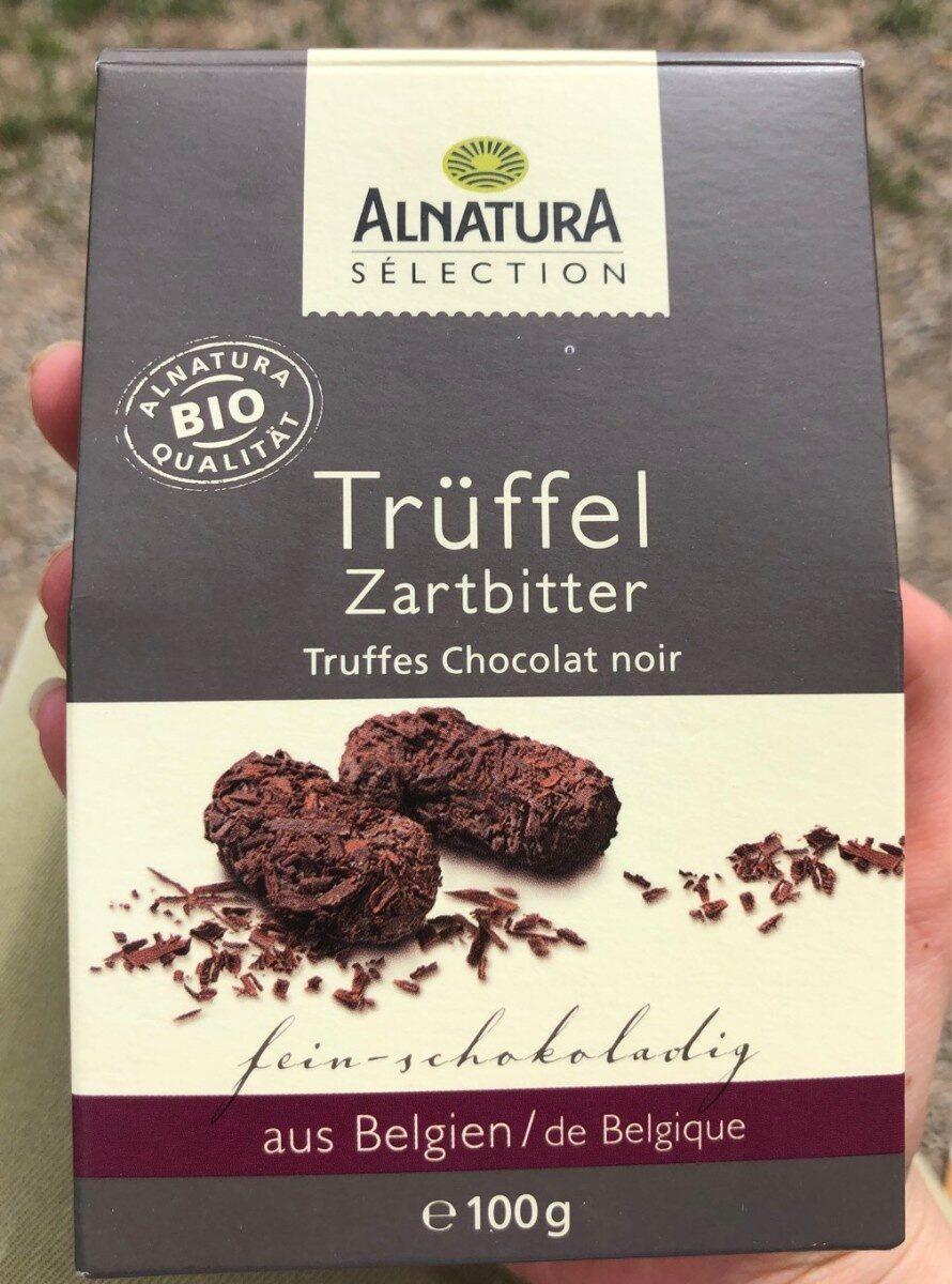 Truffes Chocolat Noir - Produit - fr