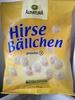 Boules soufflées au millet - Produit