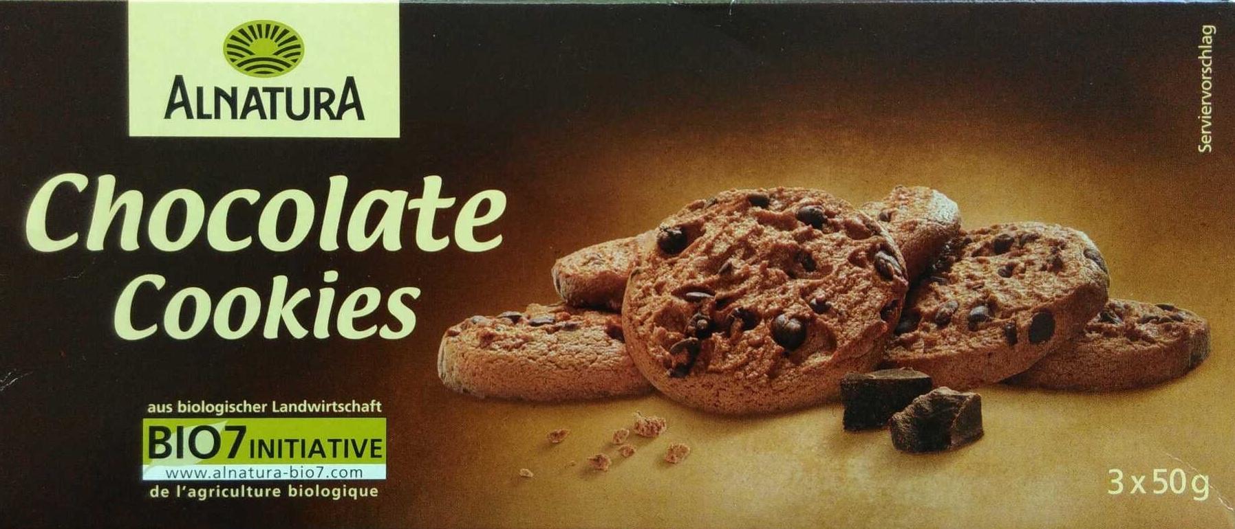 Chocolate Cookies - Produkt - de
