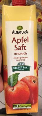 Jus de pomme bio non filtré - Prodotto - de