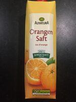 Jus d'orange - Prodotto - fr