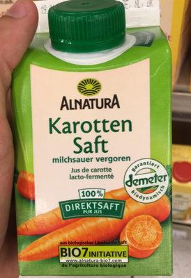 Karottensaft - Product