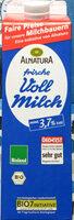 Frische Voll Milch - Product - de