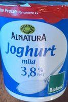 Jogurt mild 3,8 % Fett - Produkt - de