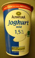 Joghurt mild 1,5% - Product
