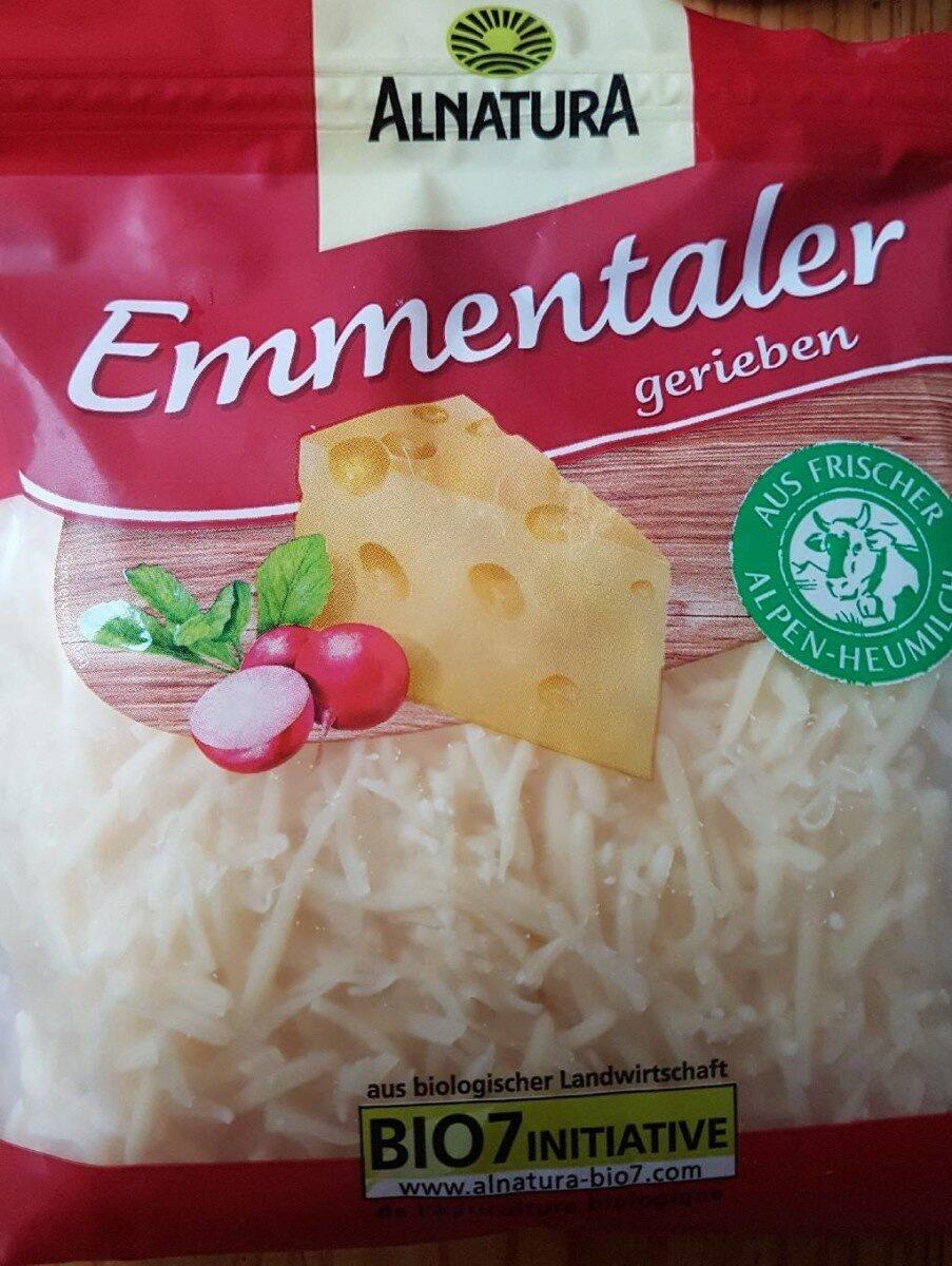 Emmentaler (bio) Gerieben - Produkt - de
