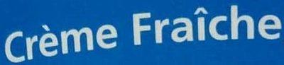 Crème Fraîche - Ingrediënten