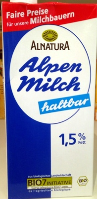 Alpen milch - Product
