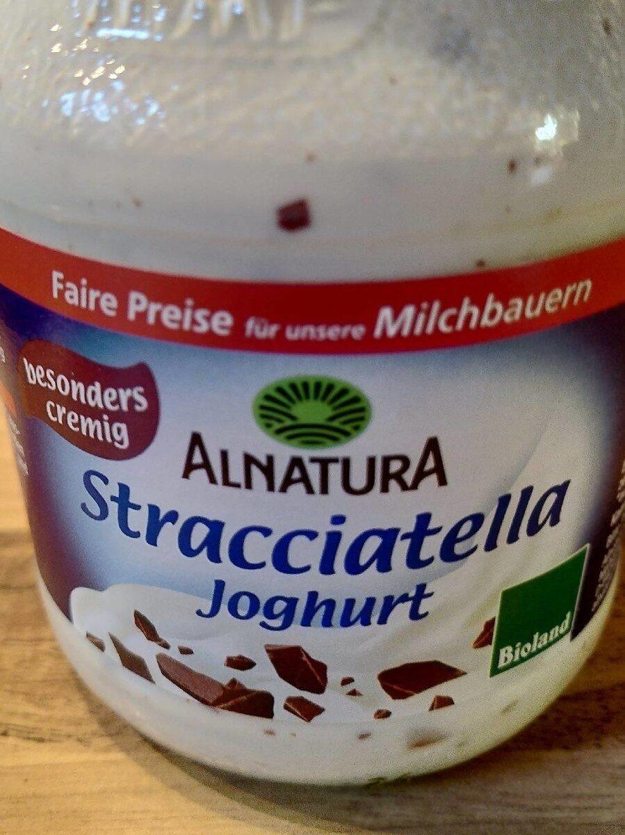 Stracciatella Joghurt - Produkt - de