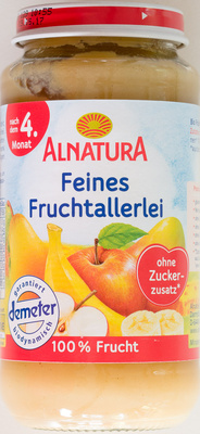 Feines Fruchtallerlei - Produit