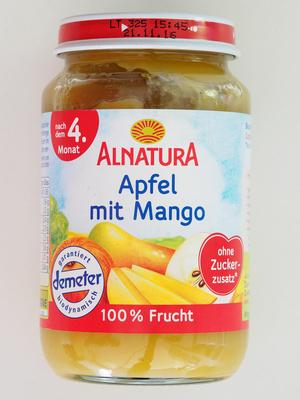 Apfel mit Mango - Product