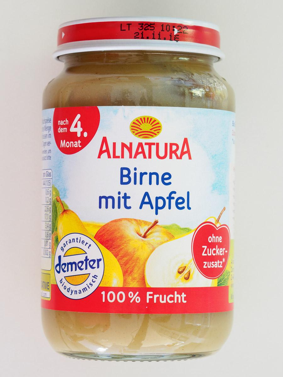 Birne mit Apfel - Produit - de