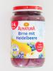 Birne mit Heidelbeere - Product