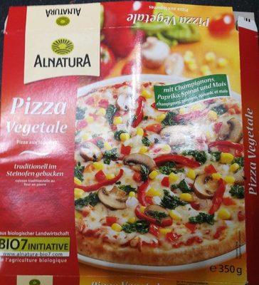 Pizza vegetale - Prodotto - fr