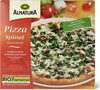 Pizza Spinat mit Spinat und Mozzarella - Prodotto