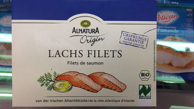 Lachs filets - Product - fr