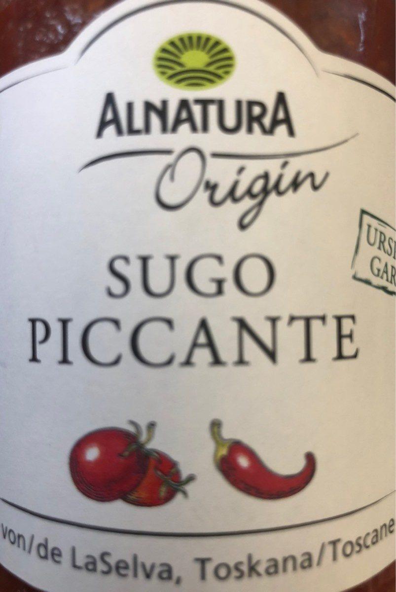 Sugo piccante - Product - fr