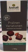 PRALINEN VARIATIONEN - Produit - de
