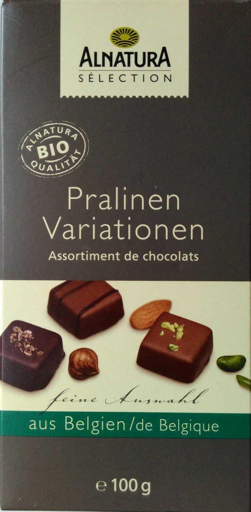 Pralinen Variationen - Product