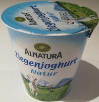 Ziegenjoghurt Natur - Produit - de