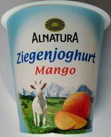 Ziegenjoghurt Mango - Product