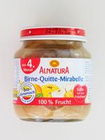 Birne-Quitte-Mirabelle - Produit - de