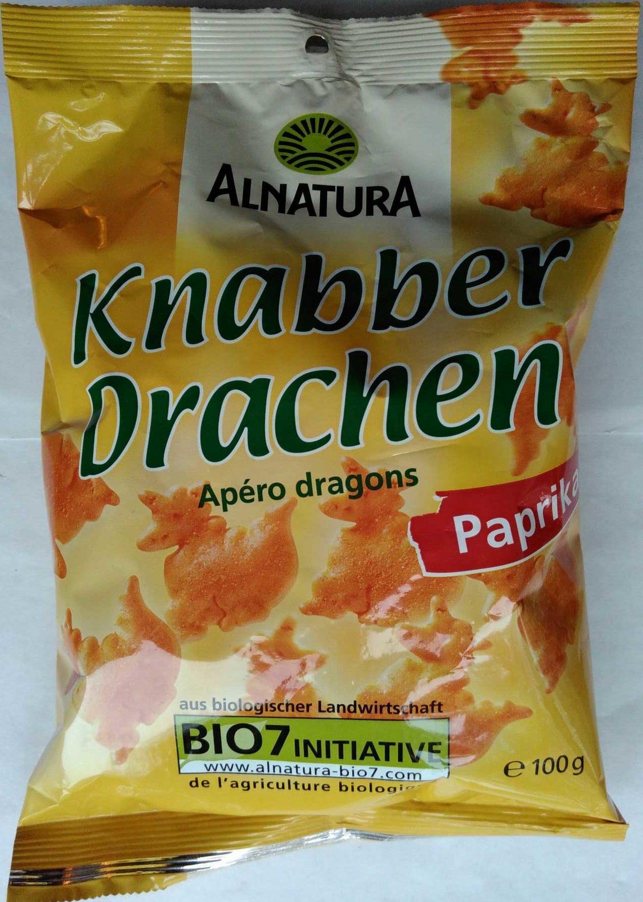 Knabber Drachen Paprika - Prodotto - de