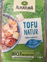 Tofu Natur - Product - fr