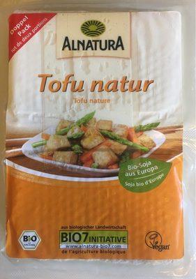 Tofu nature - Produkt - en
