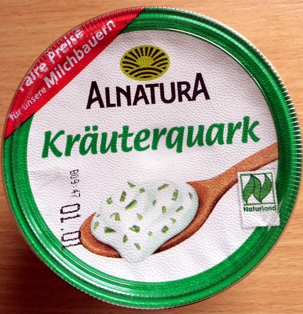 fettarmer kräuterquark